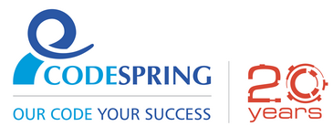 edu.codespring.ro Logo
