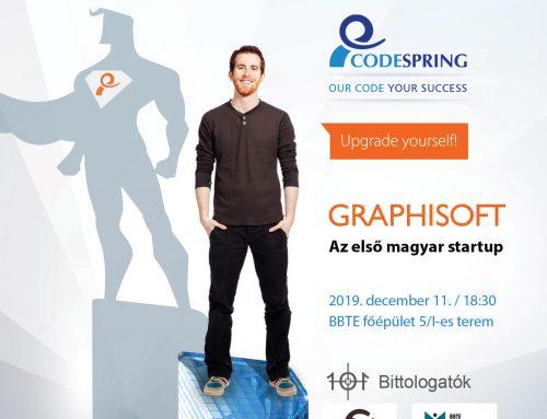 A GRAPHISOFT sikertörténete a Bittologatókon