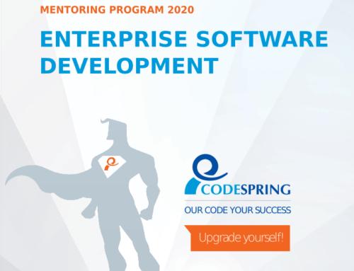 Elkezdődtek az iratkozások a Codespring Mentorprogramra!