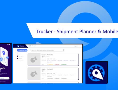 Trucker – Shipment Planner & MobileApp