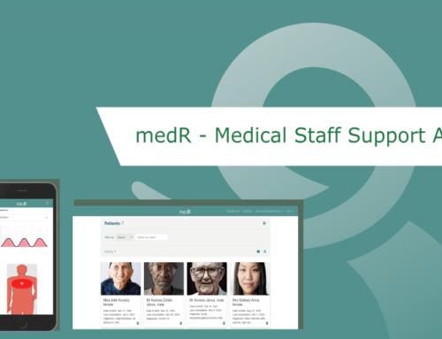 medR – segédapplikáció kórházi dolgozóknak